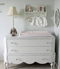 ikea changing table for a transitional nursery with a ideas for