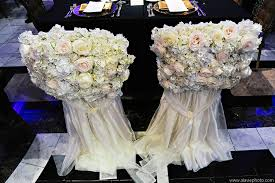 and groom chair and groom chair cover bouquets of