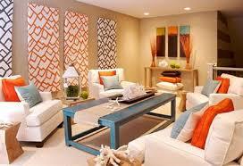 Orange Living Room Ideas LightandwiregalleryCom - Orange living room decorating ideas