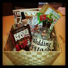 engagement gift basket home made engagement gift basket put my own ideas into it