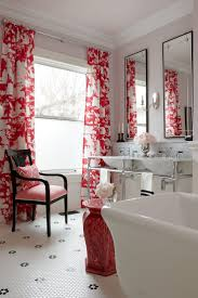 bathroom design wonderful red black bathroom decor new bathroom