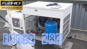groupe monobloc chambre froide froid282 consigne chambre froide négative pas atteinte compresseur