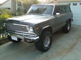 jeep wagoneer lifted 1977 jeep wagoneer for sale