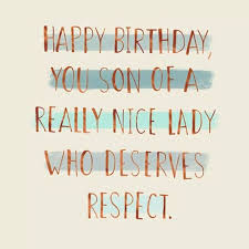 the 25 best sarcastic birthday wishes ideas on pinterest