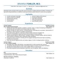 medical field resume examples resume peppapp