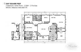 Karsten Homes Floor Plans by Avalon Triple Wide Homes