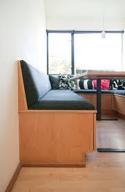table breakfast bench with storage nook plans corner diy talkfremont