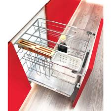 excel multipurpose soft closing basket kitchen baskets