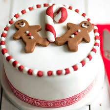 Simple Cake Decorating The 25 Best Christmas Cake Designs Ideas On Pinterest Christmas