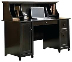 sauder appleton organizer hutch for computer desk 52 18 w x 11