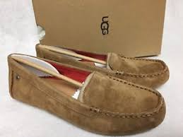 ugg womens water resistant free ugg australia s milana water resistant suede loafers