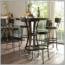 bar style table and chairs black pub table set modern style pub table set black bar table pub