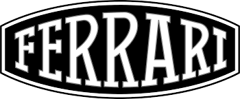 ferrari logo black and white duolingo symbol icon u2014 worldvectorlogo