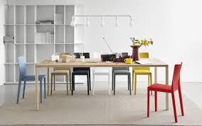 tavoli sala da pranzo calligaris tavolo da pranzo moderno in legno in metallo rettangolare