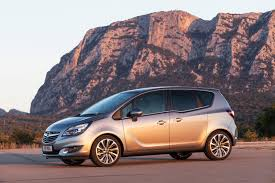 opel meriva 2017 2014 opel meriva specs and photos strongauto