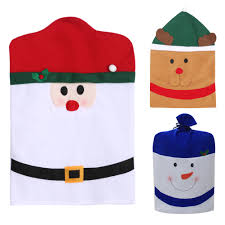 Christmas Chair Back Covers Online Get Cheap Cute Chair Covers Aliexpress Com Alibaba Group