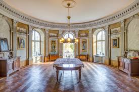 dining room in a swedish castle built in 1796 2000x1335 the
