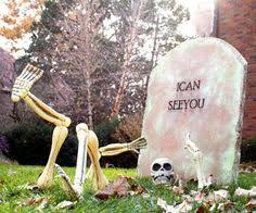 Haunted Outdoor Halloween Decorations by Haunted Outdoor Halloween Decorations Outdoor Halloween