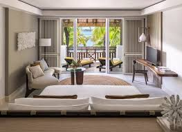 decoration de luxe deluxe suite image shangri la u0027s le touessrok resort and spa