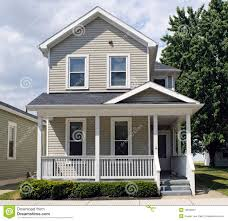 houses with porches baby nursery house porch house with porch stock image phlooid