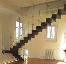 Quarter Turn Stairs Design Quarter Turn Staircase Metal Steps Steel Frame With Risers