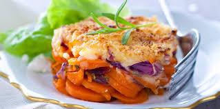recette cuisine femme actuelle gratin de légumes nos recettes familiales femme actuelle