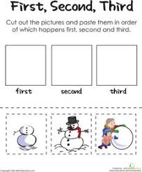 picture sequence learning arrange series of pictures picture