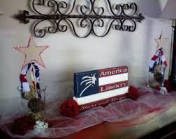 Patriotic Home Decorations Country Patriotic Home Decor U2014 Home Design And Decor Some