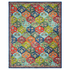 a352 bright trellis rug 8x10 ft at home at home