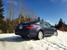 buick sedan capsule review 2015 buick lacrosse awd the truth about cars