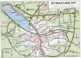 Syracuse Zip Code Map by Image Gallery Syracuse Map