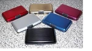 alumni wallet aluma wallet aluminium wallet for all your visiting cards worth
