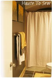 Gray And Yellow Bathroom by Remodelaholic Bathroom Makeover Yellow U0026 Gray Color Scheme