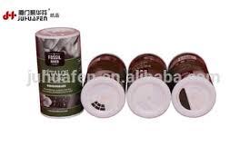 fossil river table salt spice shaker paper tube packaging