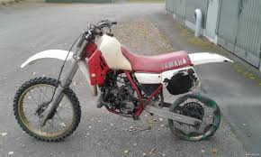 yamaha yz 125 cm 1984 varkaus motorcycle nettimoto