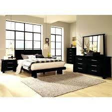 Modern Zen Bedroom by Bathroom Lovely Zen Bedroom Bed Dresser Mirror King Black