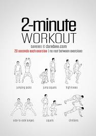 100 workouts you could do at home no equipments required