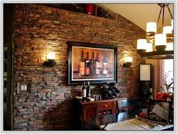 Fake Exposed Brick Wall Fake Brick Wall Tiles Singapore Tiles Home Decorating Ideas