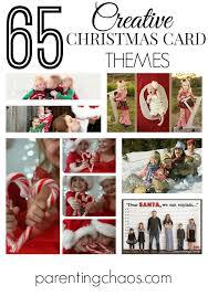 65 creative christmas card themes holidaycardthemes