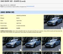 cars on craigslist get free templates to post cars for sale on