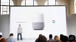 Google Home Design by Google U0027s U0027assistant U0027 Is At The Core Of Its New Hardware