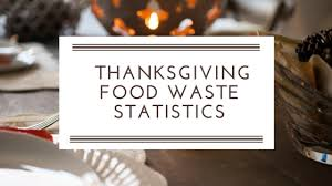 the fowl thanksgiving food waste what the data shows