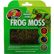frog pillow moss peat replacement for softwater aquarium
