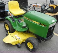 john deere 180 lawn mower item c4115 sold march 7 midwe