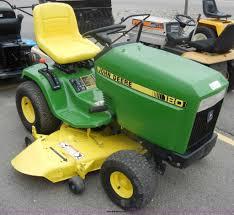 john deere 180 lawn mower item c4115 sold march 7 midwe