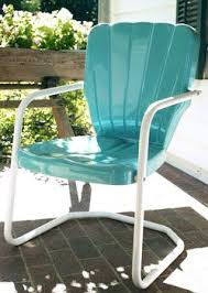Nice Outdoor Furniture by Patio Retro Metal Patio Furniture Home Interior Design