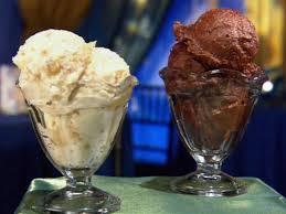 paula u0027s double chocolate ooey gooey butter cake ice cream recipe