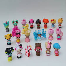 20pcs lot 3cm squinkies mini lalaloopsy doll ornaments bulk