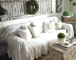 Furniture Throw Covers For Sofa by Sofa Slipcover Etsy
