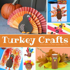 turkey crafts for wonderful and craft ideas for fall